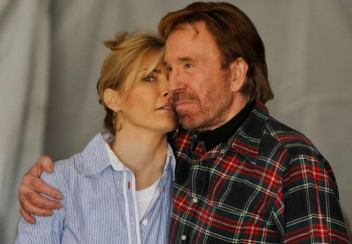 Chuck Norris dejó el cine para enfrentar una grave enfermedad
