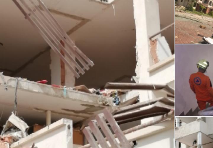 Ministerio Público a la espera de dos informes sobre explosión en PH Costamare