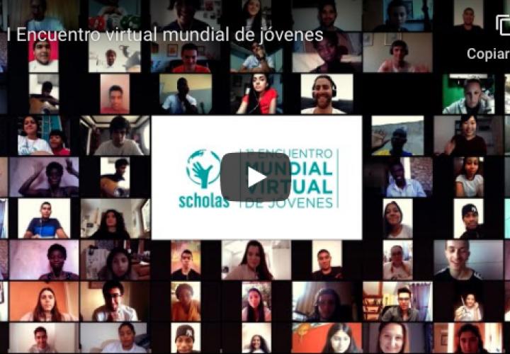 Jóvenes de Panamá se reunieron con otros de 60 ciudades para enfrentar COVID19