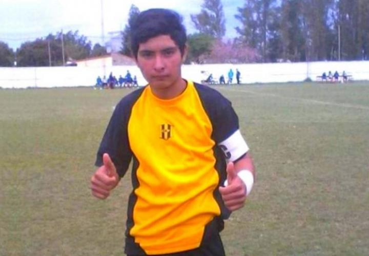 Ramón Ismael Coronel, del club Unión Golondrina. Foto: Facebook/Difusión