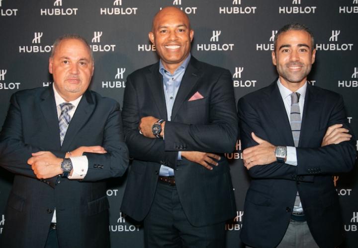 Hublot lanzó edición limitada de relojes en honor a Mariano Rivera