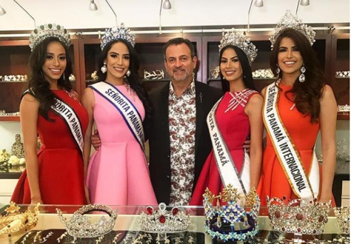 """Misses"" panameñas se preparan en Venezuela"