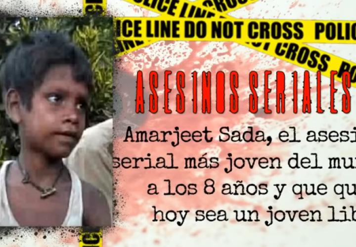 Niño de ocho años es considerado el asesino serial más joven en el mundo