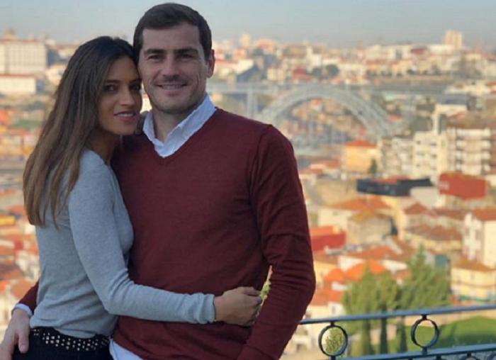 Carbonero hizo el anuncio un día después del 38 cumpleaños de Iker Casillas. Foto: Twitter