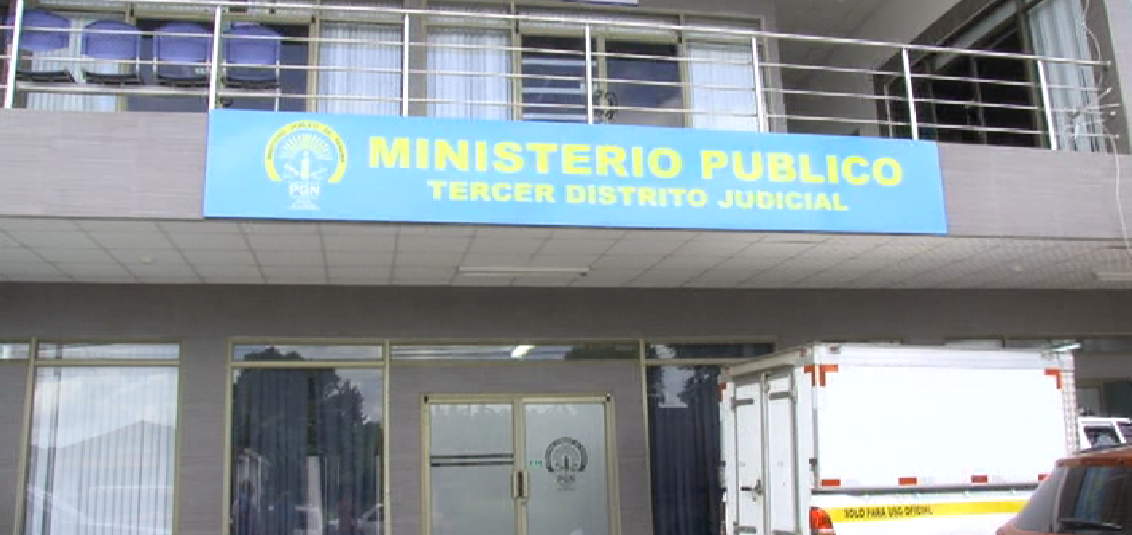 Ministerio Público de la provincia de Chiriquí.
