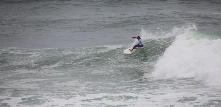 La panameña registró en la primera ola  4.00 y 3.33 en la segunda para un total de 7.33. Foto: COP