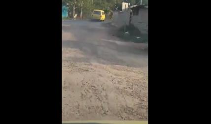 Conductores en La Mitra están cansados del mal estado de las vías (Video)
